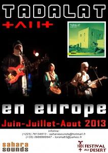 TADALAT en Europe cet été dans ACTUALITE tadalat-212x300